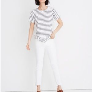 Madewell Tops - Madewell Whisper Cotton Crewneck Tee